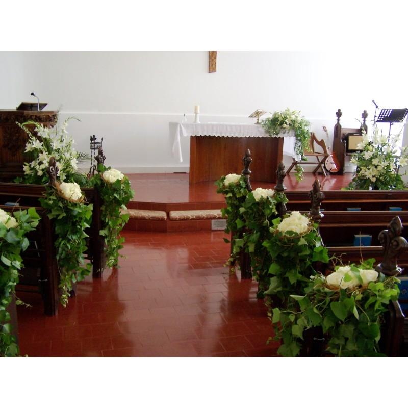 Decoració església
