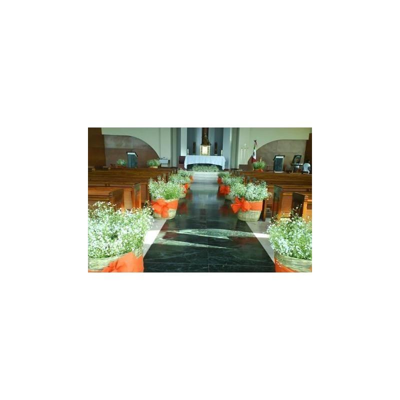 "Decoración iglesia ""CONSULTAR PRECIO"""