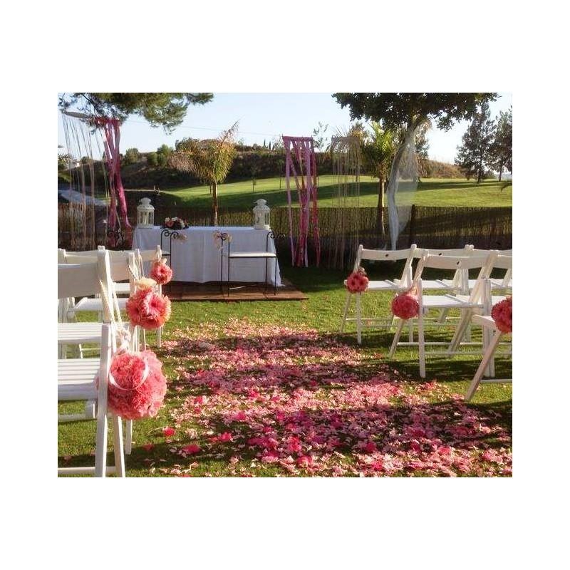 Decoració per a casament