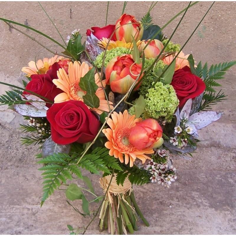Ramo de flores Acogedor