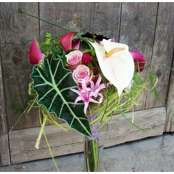 Ramo de flores Origen