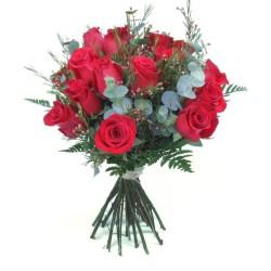 Ramo de Rosas Rojas Amor