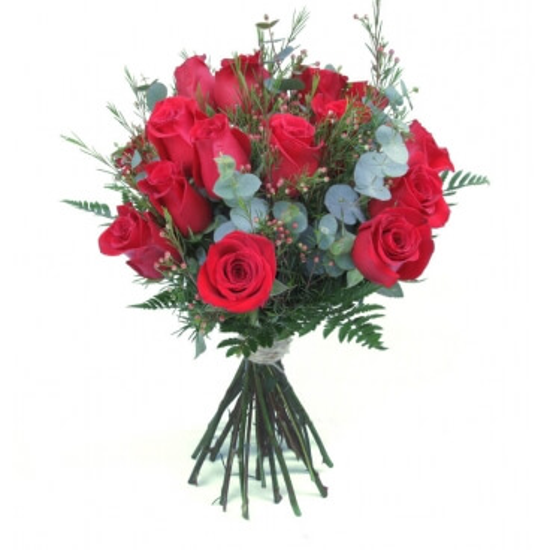Ram de 19 Roses Vermelles Sant Valentí
