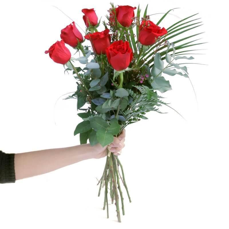 Ram de 12 Roses Vermelles
