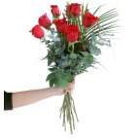 12 Rosas Rojas Extra Presente