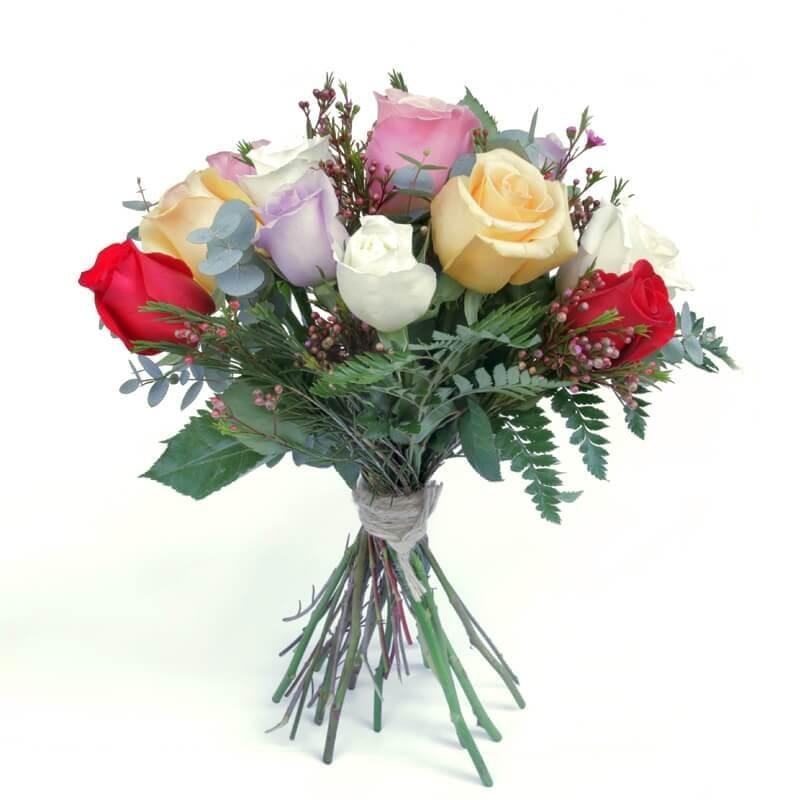 Ram de Roses Multicolor Sant Valentí