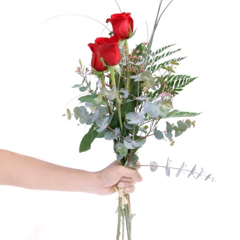 3 Roses Vermelles Sant Valentí