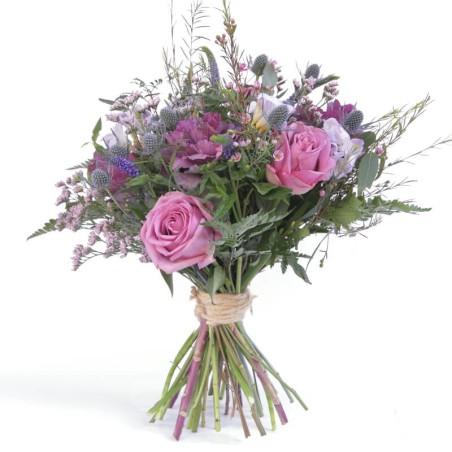 Ramo de Flores Vintage
