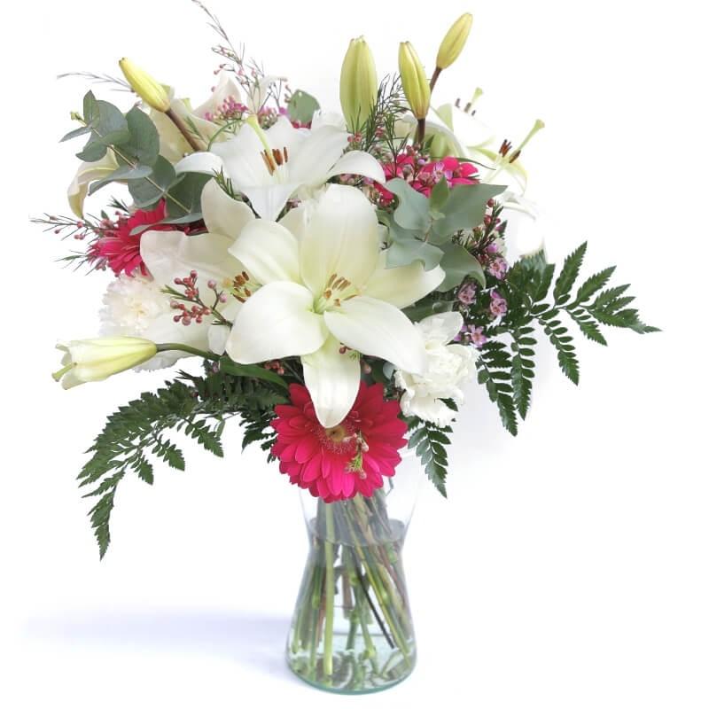 "Flors en gerro ""Sense paraules"""