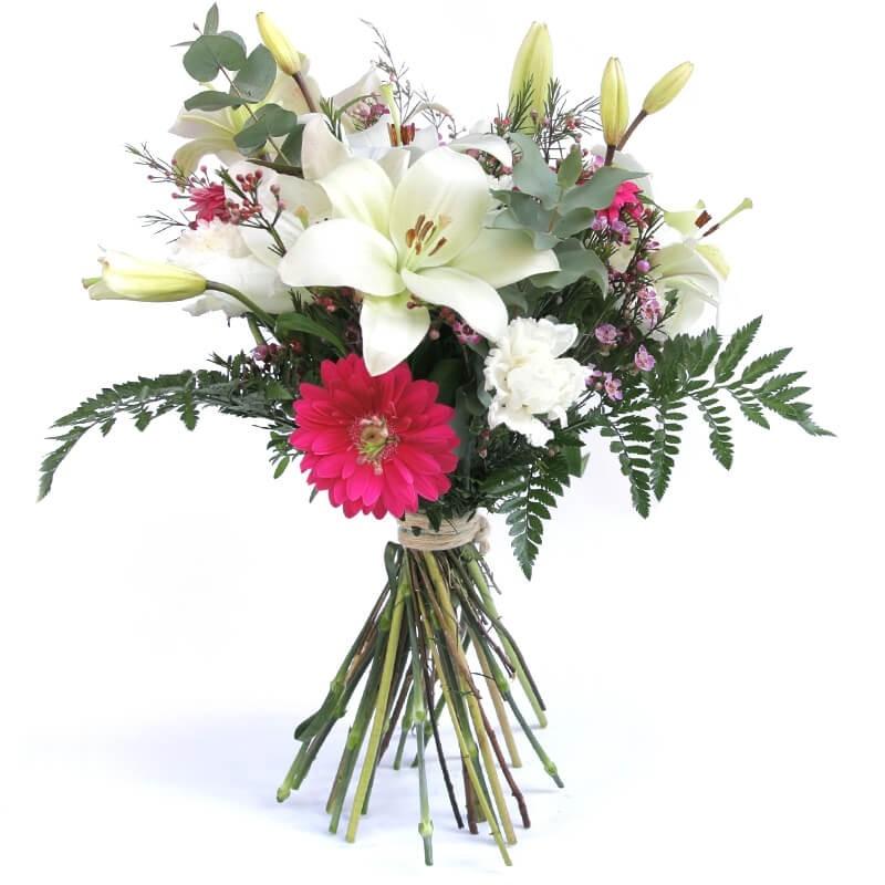 """Ramo de flores """"Sin palabras"""""""