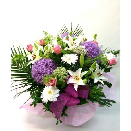 Centro de flores Provenza
