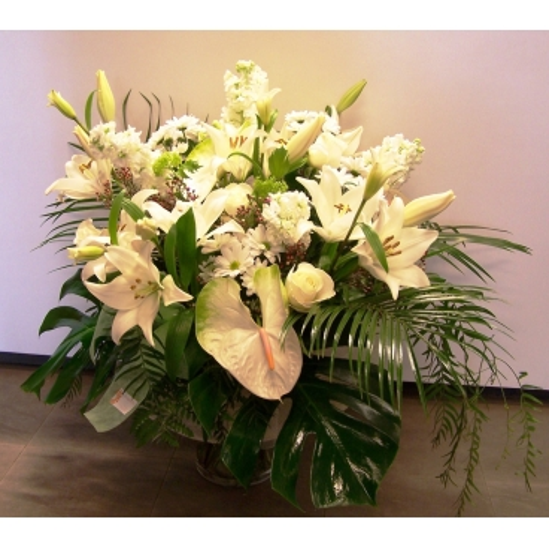 Centro de flores Esperanza