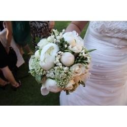 bouquet clasico de novia