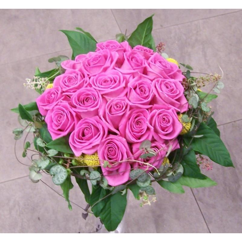 Ramo de Novia rosas